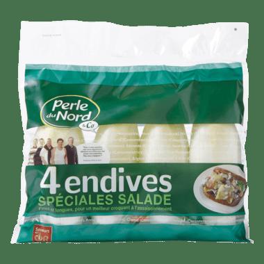 4 Endives spéciales Salade
