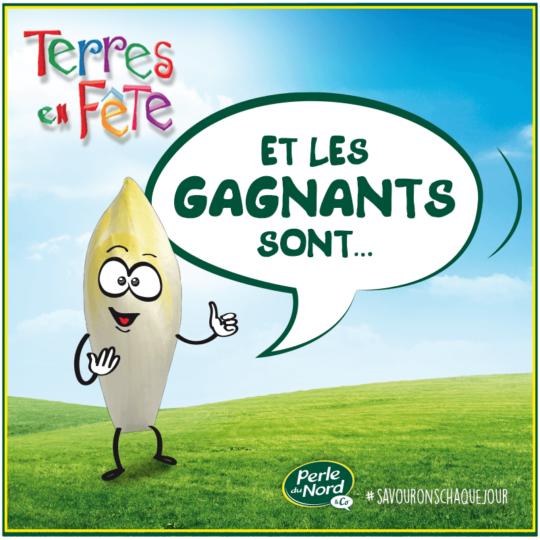 """Gagnants Grands Jeux Salon """"Terres en Fête"""""""