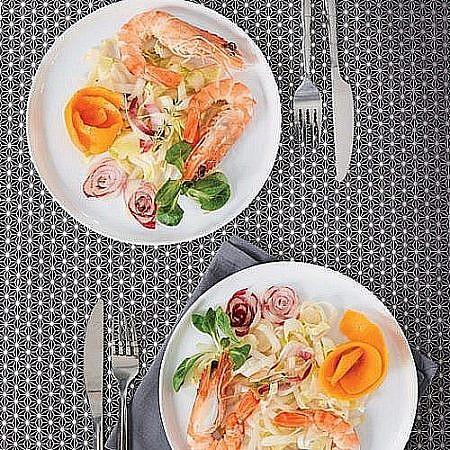 Une recette Perle du Nord dans un blog culinaire