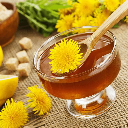 Pissenlit, une fleur comestible diurétique et bonne pour la santé