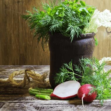 Quels légumes contiennent le plus de vitamine C ?
