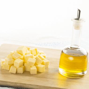 Entre le beurre et l'huile d'olive, que préfère l'endive ?