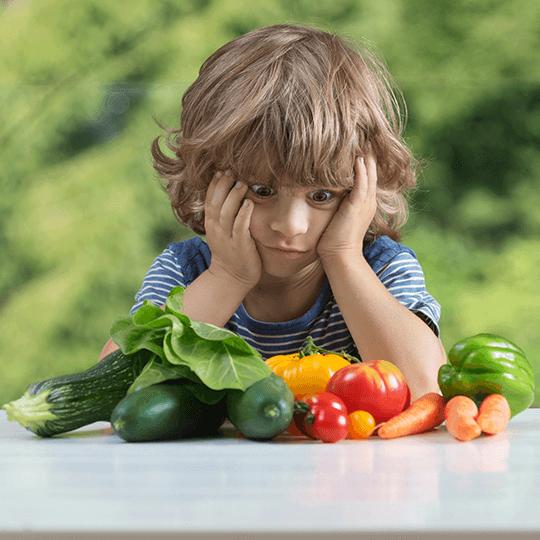 Comment intégrer les légumes dans une recette pour enfant (et leur faire adorer) ?