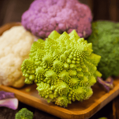 On a trouvé les légumes les plus étranges de la planète