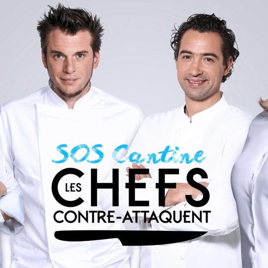 [TV] SOS Cantine remet l'endive au menu des petits