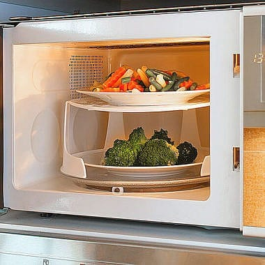 C est bon pour vous savourons chaque jour for Cuisson legumes au micro ondes