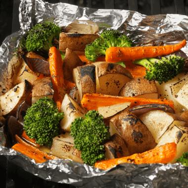 Je cuis mes légumes au four, comment éviter l'aluminium ?