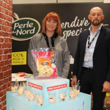 Retour de Fruit Logistica sur la Salade d'Endive Fruitée Perle du Nord