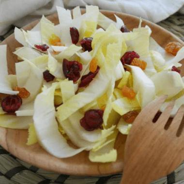 Apprendre à aimer l'endive avec la salade d'endives fruitée by L'Ananas Blonde