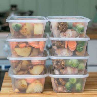 Meal prep : est-ce le grand retour du batch cooking ?