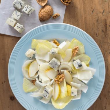 5 façons d'associer endive et fromage bleu